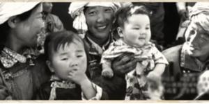 百年瞬间 69:国家的孩子