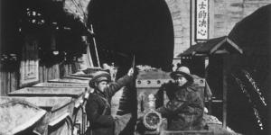 百年瞬间61:贵昆铁路提前接轨通车