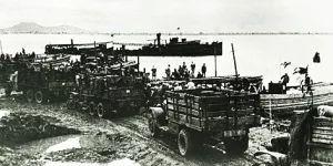 官方美高梅111:人民解放军占领南京