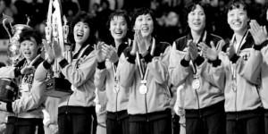 官方美高梅124:中国女排首次夺冠