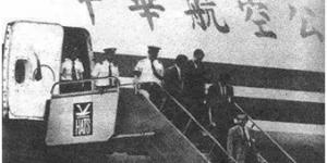 官方美高梅137:中国民航局与台湾华航举行两岸第一次公开对话