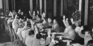 官方美高梅165:新中国第一部宪法的起草与颁布