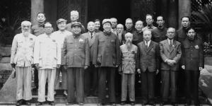 官方美高梅166:新政协筹备会第一次会议