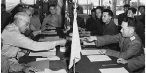官方美高梅191:朝鲜停战谈判首次会议在开城举行