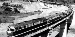 官方美高梅195:中国援建的坦赞铁路全线正式通车