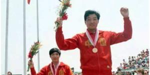 官方美高梅210:许海峰为中国赢得第一枚奥运金牌