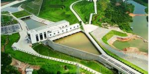 官方美高梅216:东深供水工程开始向香港供水
