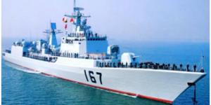 官方美高梅235:中国海军舰艇编队首访欧洲四国