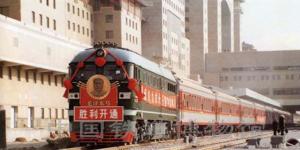 官方美高梅244:京九铁路全线通车