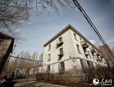 沈阳最后一片苏式建筑群即将退出历史舞台