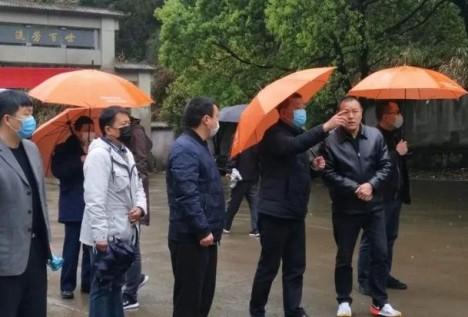 浙江:杭州市護航復工復產安全生產暗訪督查組來桐督查