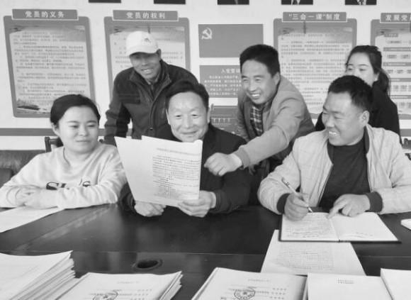 """【決戰決勝脫貧攻堅】""""兩個村""""村民都感謝的""""第一書記"""""""