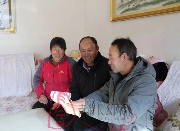 """【新春走基層·脫貧攻堅一線見聞】李世恩,村民們的""""百科全書"""""""