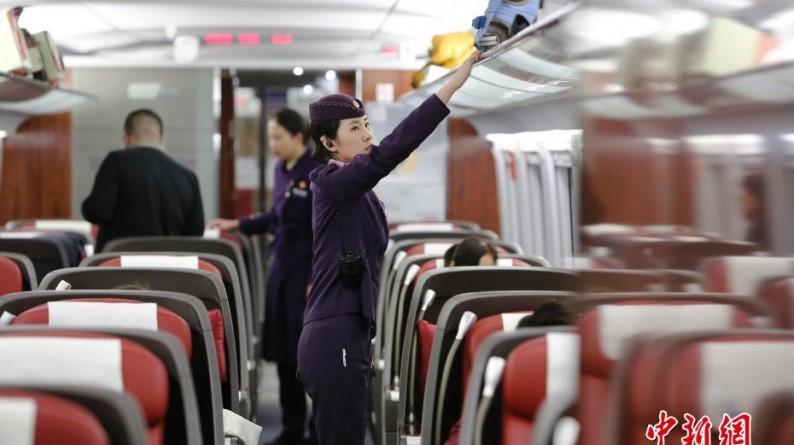 春节假期结束 各地迎来返程客流高峰