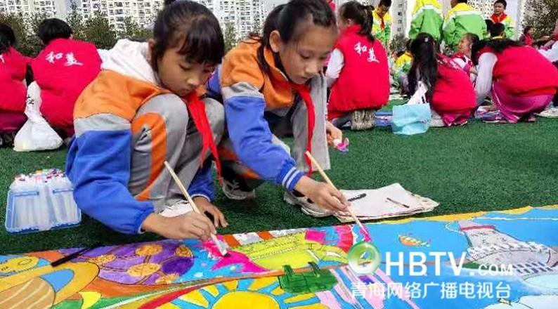 西宁城东区第八届青少年科技创新大赛开幕