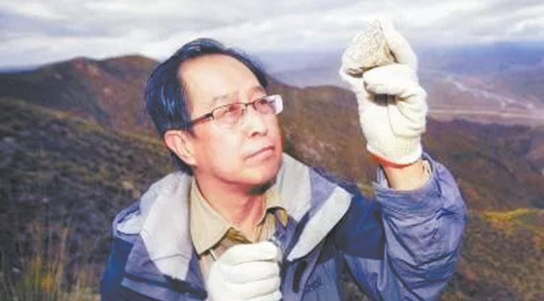 奋战青藏高原三十年的地矿探宝人