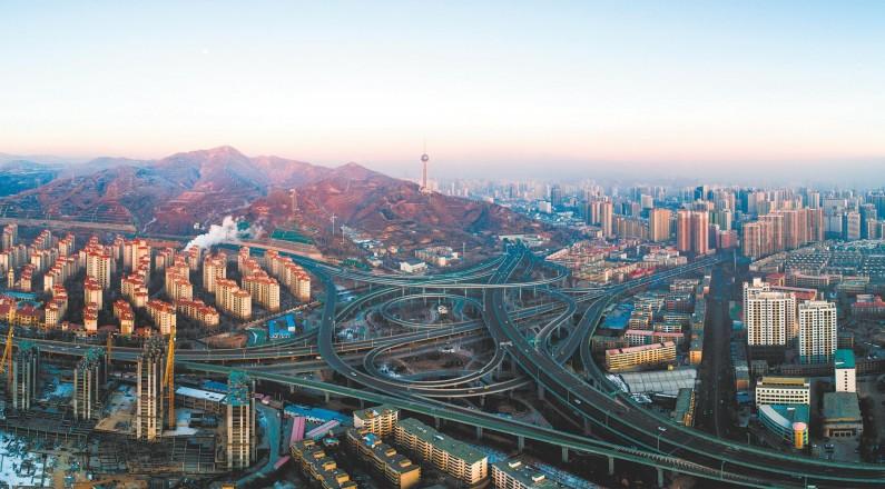 西寧:綠色交通讓出行更愜意