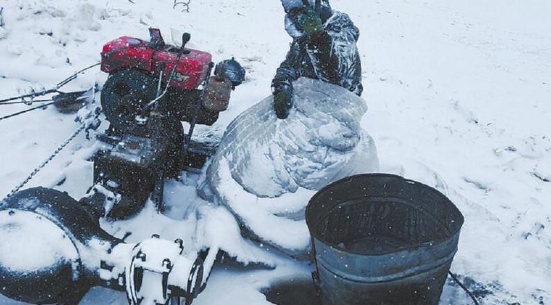 【复工复产进行时】雪域屋脊上的架电人