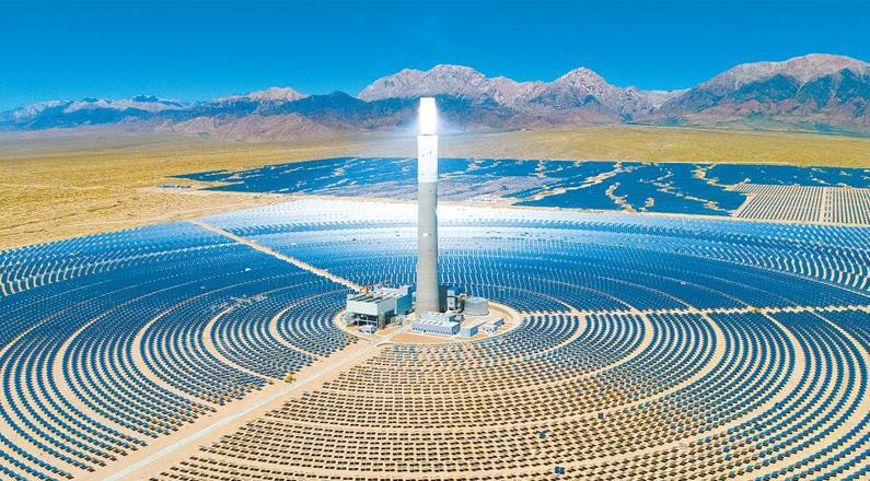 清洁能源,为青海发展插上绿色之翼