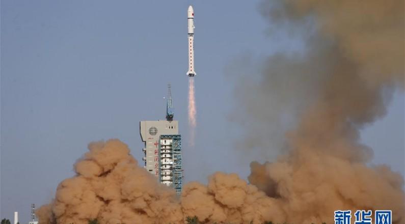我國成功發射試驗六號02星