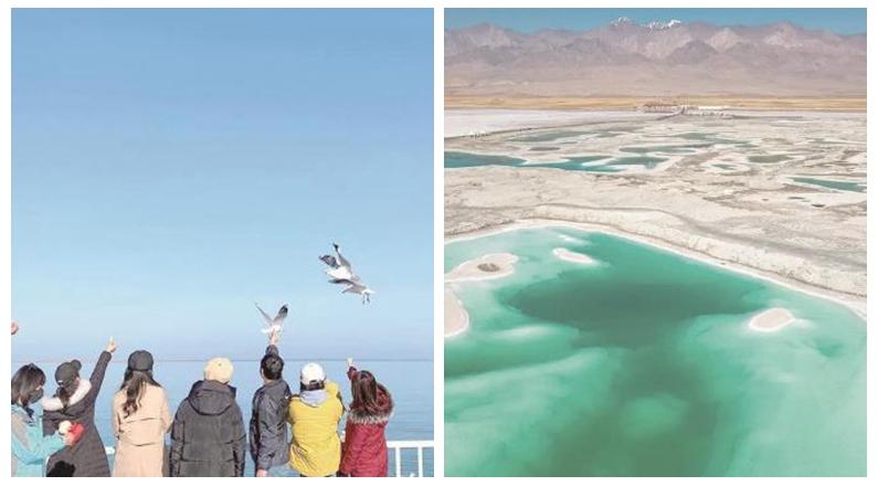 短视频带游客感受大美青海 省内最热门五大景点出炉