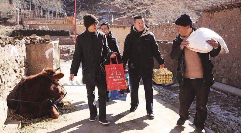 """塔一村:""""百年藏庄""""的嬗变"""