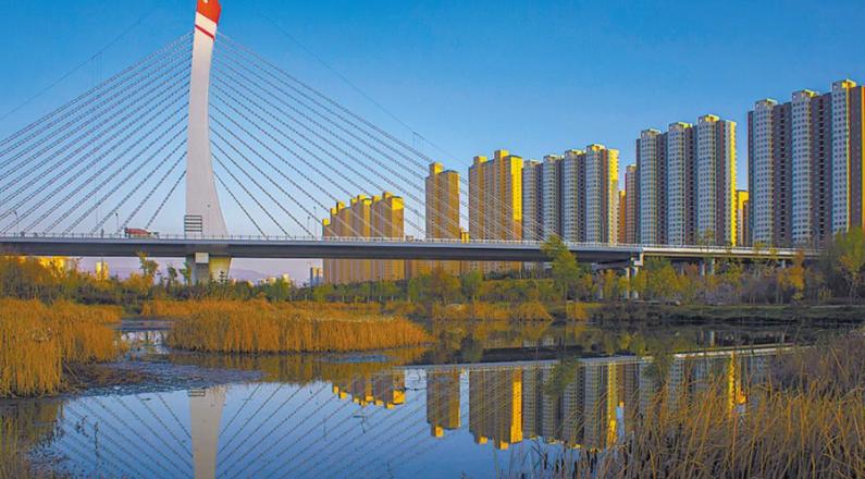 青海:筑起天蓝地绿水清的生态屏障