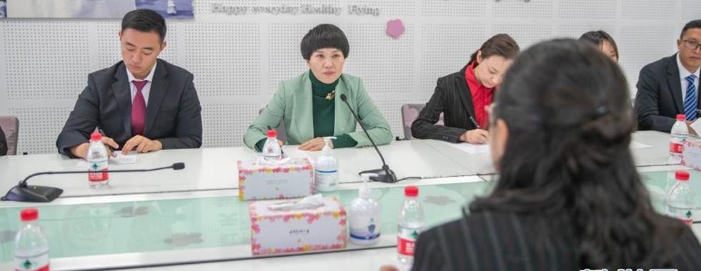 全国人大代表刘希娅:基础教育应合理有效使用人工智能技术